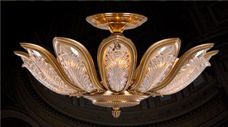 诺克-手工工艺铜灯
