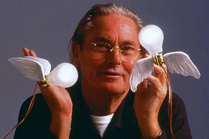 "Ingo Maurer   赋予灯具灵魂的""光之诗人"""